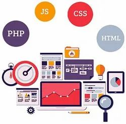 PHP/JavaScript Responsive Static Website Designing Services, With 24*7 Support