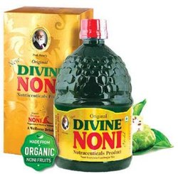 Natural Divine Noni Prof. Peter's Divine Noni Gold, 800ml, Packaging Type: Bottle