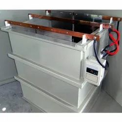 Bright EP Electro Polishing Machine For Stainless Steel SS, Automation Grade: Semi-Automatic