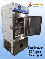 400 Litres Ultra Deep Freezer