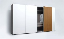 Wooden Furniture Wardrobe, For Home