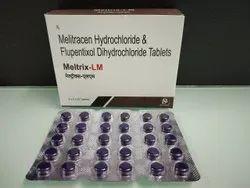 Melitracen Hydrochloride & Flupentixol Dihydrochloride Tablets