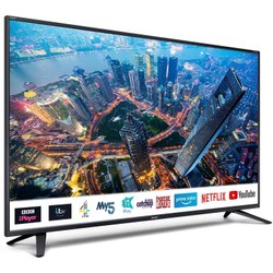 Uhd staietech led tv 55 inch ultra hd 4k