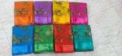 Cotton Pattu Saree