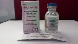 Propofol 20 Ml/ 200 Mg Injectable