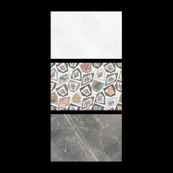RAK Glossy Ceramic Tiles, Size: 30 * 45 in Cm, Thickness: 10 mm