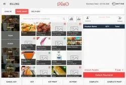 Android Based Restaurant Billing Software