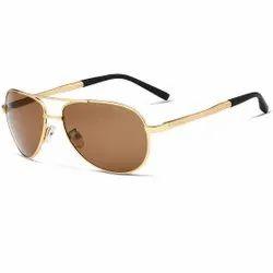 RazMaz Men's HD Polarized Sunglasses Brand Designer Pilot Polarized Male Sun Glasses Eyeglasses