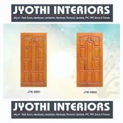 Exterior Teak Wood Door, For Home