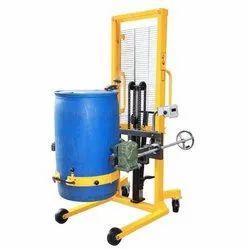 Hydraulic Drum Lifter Cum Tilter Cum Lifter