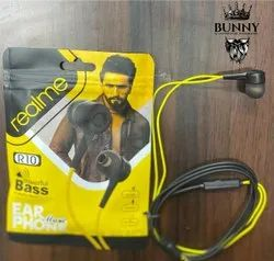 Relme Mobile Realme Wired Earphone, Model Name/Number: R10