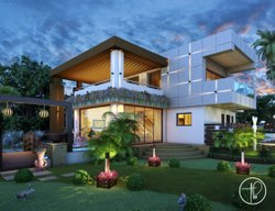 Villa Interior Designing Service, in Pan India