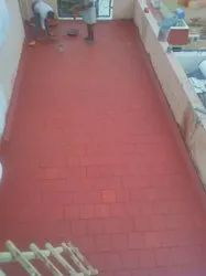 Clay Tile Flooring Services