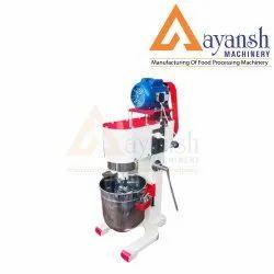 Semi Automatic Planetary Mixer