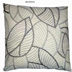 Embroidered Beaded Pillowcases