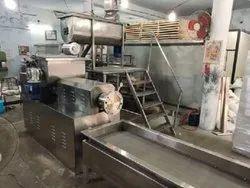 200-250  Kg/Hr Pasta Making Machine
