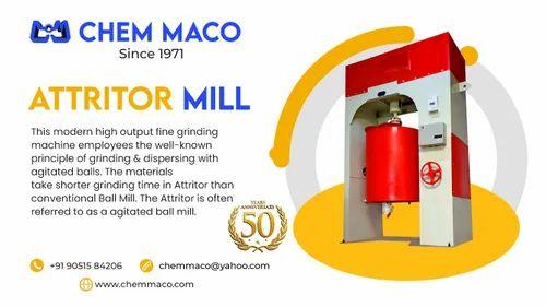 Attritor Mill