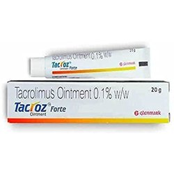 Tacroz Forte 0.1% Ointment