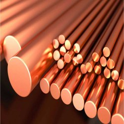 Beryllium Copper Round Bar & Rods