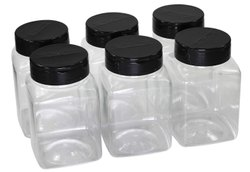 Herbal Powder PET Jar