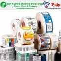 Pharmaceutical Self Adhesive Labels, Medical & Healthcare Pre Printed Sticker Labels
