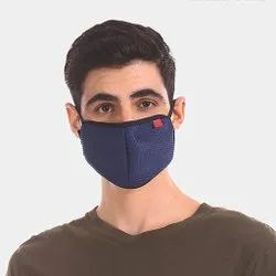 Deodap Reusable Unisex's Cotton Face Mask (multicolour), Number Of Layers: 7 Layered