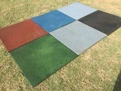 gymnastics rubber flooring tiles