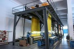 HYRL-737 Low Speed Rapier Loom With Electronic Jacquard