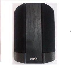 黑色博世12W双向机柜扬声器LBD3905, 18W