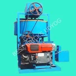 3 Cavity Fly Ash Bricks Making Machine With Hopper