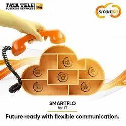 Domestic As Require SmartFlo - Tata Tele, in Pan India