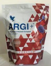Forever L Arginine Vitamin Complex Dietary Supplements, 300gm