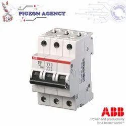 ABB S203P-K6Miniature Circuit Breaker 3P, 6A