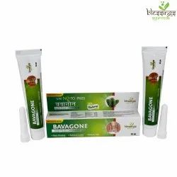 Blessings Ayurveda Ayurvedic Piles Cream, For Pcd Franchise, Packaging Size: 15 Gm
