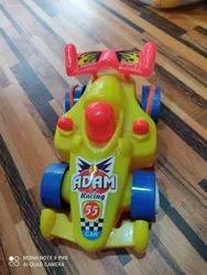 Adam racing car