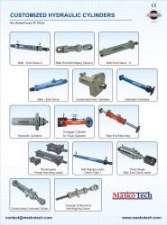 Double-acting Hydraulic Cylinder