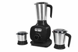 Silver, Black Faber Candy 3J Mixer Grinder, For Wet & Dry Grinding, 1000 W