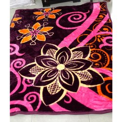 Printed Mink Blankets