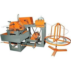 Semi Automatic Chain Link Fencing Machine, Production Capacity: 700, 3 HP
