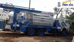 DTH 300 Hydraulic Portable Water Well Drilling Rig For Sale