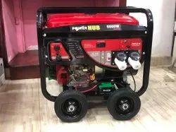 5 kVA Bm Ph Powerhub 5kw 1ph Petrol Self Start And Remote Access