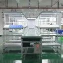 Industrial Workshop Automated Production Line