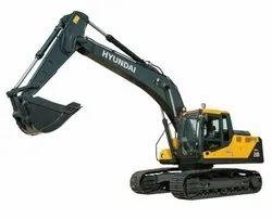 5820 To 6740 Mm 21200 Kg Hyundai 210 SMART PLUS Construction Excavator