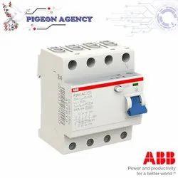 ABB  F204 AC-100   0,03  4Pole  RCCB