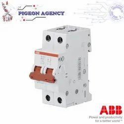2 Pole - ABB - SDB202 - 63A