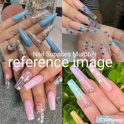 Butterfly Nails Mylars Grid Rs 175