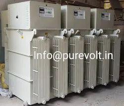2000 Kva Servo Voltage Stabilizer