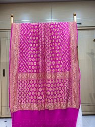 Bandhej Services Bandhani  Job Work For Fabric And Saree's
