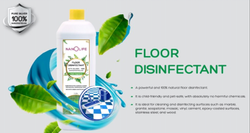 Floor Disinfectant Cleaner