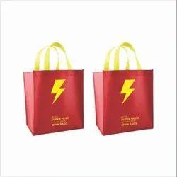 Flash Printed Stitch Non Woven Tote Bags